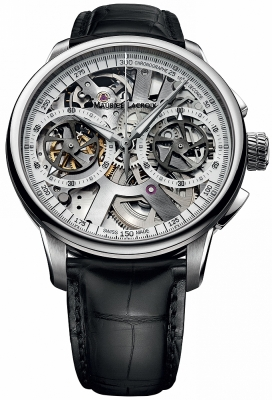 Maurice Lacroix Masterpiece Skeleton mp7128-ss001-100-1