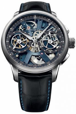 Maurice Lacroix Masterpiece Skeleton mp7128-ss001-400-1
