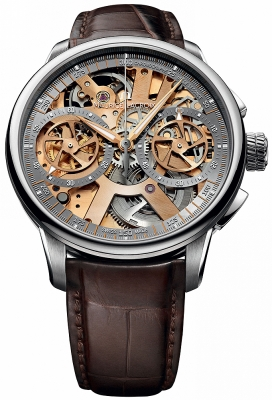 Maurice Lacroix Masterpiece Skeleton mp7128-ss001-500-1