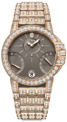Harry Winston Ocean Lady Biretrograde 36mm oceabi36rr026