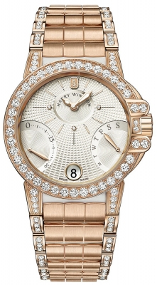 Harry Winston Ocean Lady Biretrograde 36mm oceabi36rr028