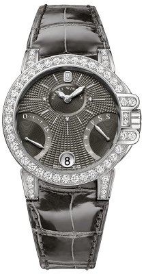 Harry Winston Ocean Lady Biretrograde 36mm oceabi36ww042