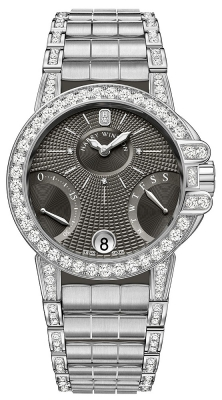 Harry Winston Ocean Lady Biretrograde 36mm oceabi36ww044