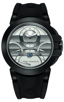 Harry Winston Ocean Triple Retrograde Chronograph 44mm oceact44zz007