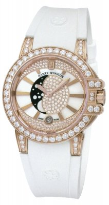 Harry Winston Ocean Lady Moon Phase 36mm oceqmp36rr002