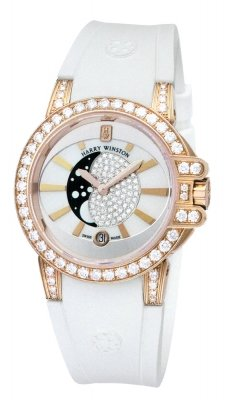 Harry Winston Ocean Lady Moon Phase 36mm oceqmp36rr003