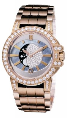 Harry Winston Ocean Lady Moon Phase 36mm oceqmp36rr006