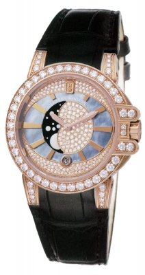 Harry Winston Ocean Lady Moon Phase 36mm oceqmp36rr007