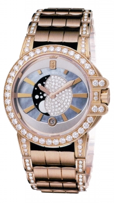 Harry Winston Ocean Lady Moon Phase 36mm oceqmp36rr009