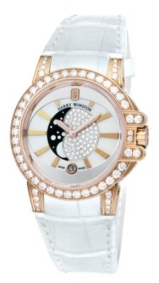 Harry Winston Ocean Lady Moon Phase 36mm oceqmp36rr013