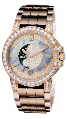 Harry Winston Ocean Lady Moon Phase 36mm oceqmp36rr016