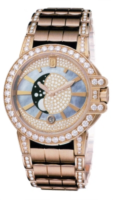 Harry Winston Ocean Lady Moon Phase 36mm oceqmp36rr024