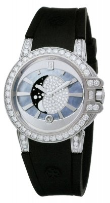Harry Winston Ocean Lady Moon Phase 36mm oceqmp36ww004