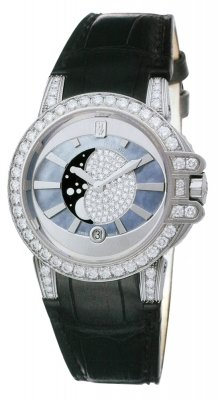 Harry Winston Ocean Lady Moon Phase 36mm oceqmp36ww017
