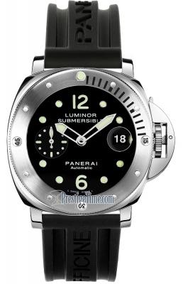 Panerai Luminor Submersible 44mm Divers Professional pam01024