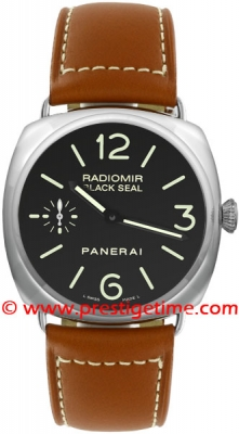 Panerai Radiomir Base Black Seal pam00183