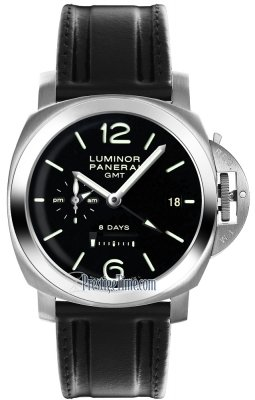 Panerai Luminor 8 Days GMT 44mm pam00233
