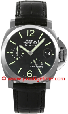 Panerai Luminor Marina Power Reserve 40mm pam00241 USED 98%