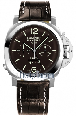 Panerai Luminor 1950 8 Days GMT Monopulsante Chrono pam00311