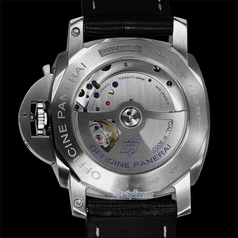 Pam00321 Panerai Luminor 1950 3 Days Gmt Power Reserve
