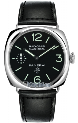 Panerai Radiomir Base Black Seal pam00380