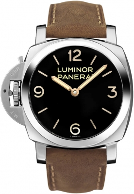 Panerai Luminor 1950 3 Days Manual Wind 47mm pam00557 LEFT HANDED