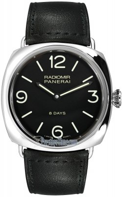 Panerai Radiomir Black Seal 8 Days 45mm pam00610