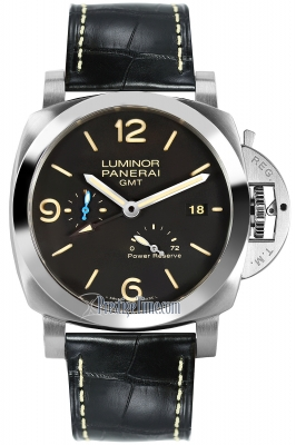 Panerai Luminor GMT Power Reserve 44mm pam01321