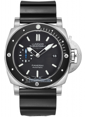 Panerai Submersible 1950 3 Days Automatic Amagnetic