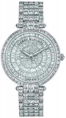 Harry Winston Premier Ladies Quartz 36mm prnqhm36ww007