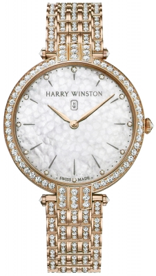 Harry Winston Premier Ladies Quartz 39mm prnqhm39rr003