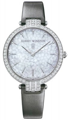 Harry Winston Premier Ladies Quartz 39mm prnqhm39ww001