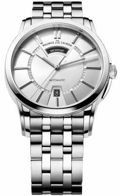 Maurice Lacroix Pontos Day & Date pt6158-ss002-13e