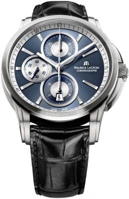 Maurice Lacroix Pontos Automatic Chronograph pt6188-ss001-430