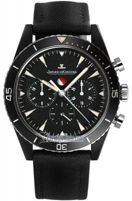 Jaeger LeCoultre Deep Sea Chronograph Vinatge Cermet 208a57j