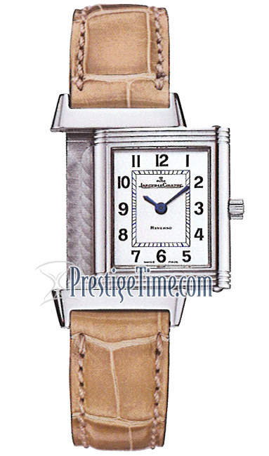 b37cb99885bc5 2618410 Jaeger LeCoultre Reverso Lady Quartz Ladies Watch