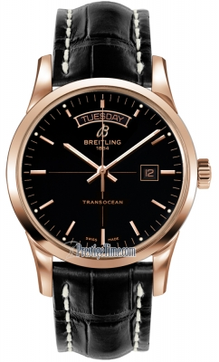Breitling Transocean Day Date r4531012/bb70-1ct