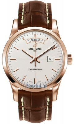 Breitling Transocean Day Date r4531012/g752-2cd