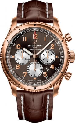Breitling Aviator 8 B01 Chronograph 43 rb0119131q1p1