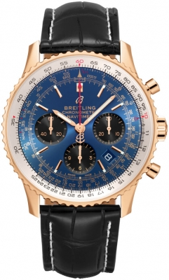 Breitling Navitimer 1 B01 Chronograph 43 rb0121211c1p1