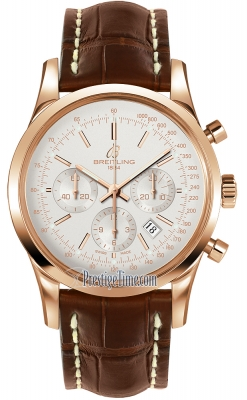 Breitling Transocean Chronograph 43mm rb015212/g738-2ct