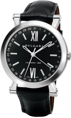 Bulgari Sotirio Bulgari Central Date 43mm sb43bsld