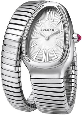 Bulgari Serpenti Tubogas 35mm sp35c6sds.1t