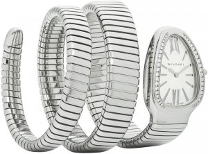 Bulgari Serpenti Tubogas 35mm sp35c6sds.2t