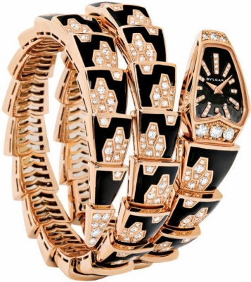 Bulgari Serpenti Jewelery Scaglie 26mm  spp26bgd1gbld1.2t