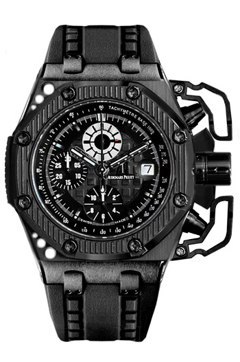 Audemars piguet royal oak offshore survivor mens watch for Royal oak offshore survivor