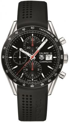 Tag Heuer Carrera Chronograph Tachymeter cv201ak.ft6040