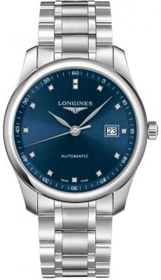 Longines Master Automatic 40mm L2.793.4.97.6