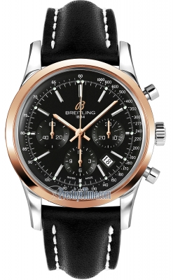 Breitling Transocean Chronograph 43mm ub015212/bc74-1ld