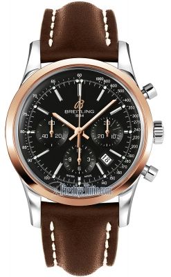Breitling Transocean Chronograph 43mm ub015212/bc74-2ld